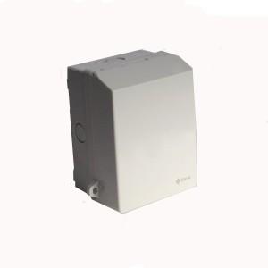 Radon Fan Cover In Durable Uv Resistant Plastic